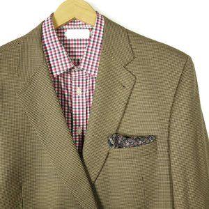 Jos A Bank Signature Mens Gordon Blazer Jacket 48L